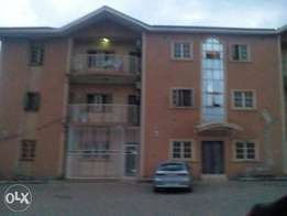 A good 3bedroom flat at lifecamp district after fish market