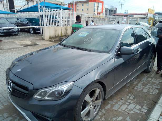 Tokunbo 011 E350 upgraded to 015 AMG Lagos - image 7