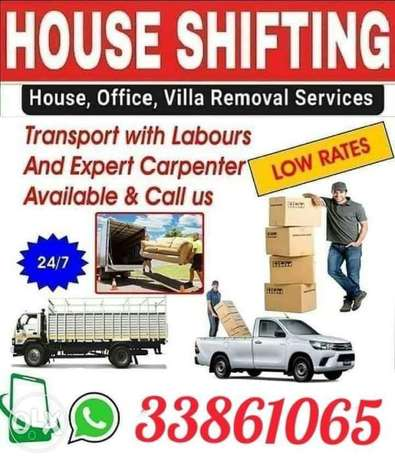 U want to Choose House Moving and packing company in bahrain house shi