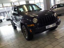 Pre owned 2006 Jeep Cherokee 3.7 limited Auto