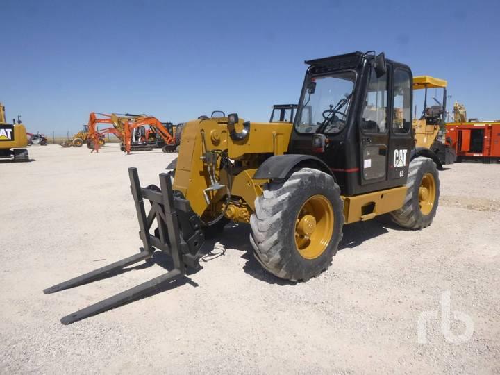Caterpillar TH62 4x4x4 - 2003