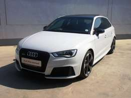 2016 Audi RS3 Sportback Stronic