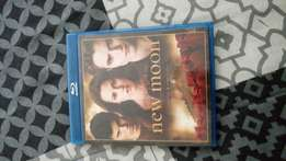 Twilight New Moon for sale on Blue Ray