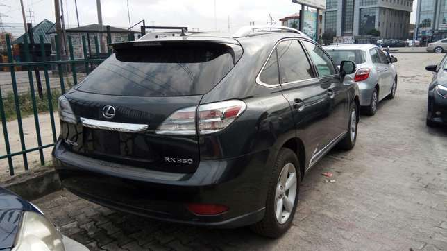 Clean Tin Can Cleared 2010 Lexus RX 350 With Full Factory Options. Lekki - image 8