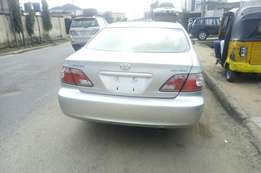 Lexus ES330 foreign used 2004model for sale