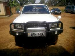Toyota Hilux on quiky sale