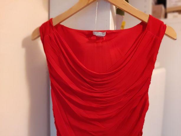 Czerwona sukienka Ryn • OLX.pl