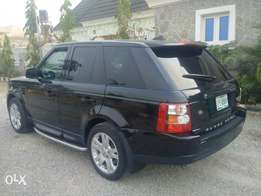 2007 Range Rover Sport HSE Autobiography.