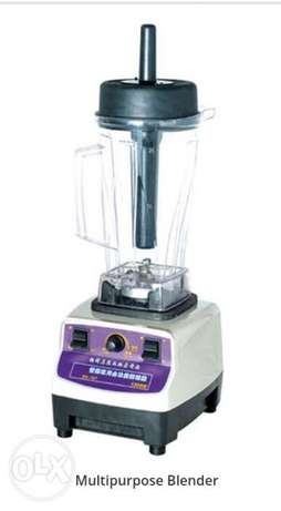 Blender for coffee shop and restaurant heavy duty blender