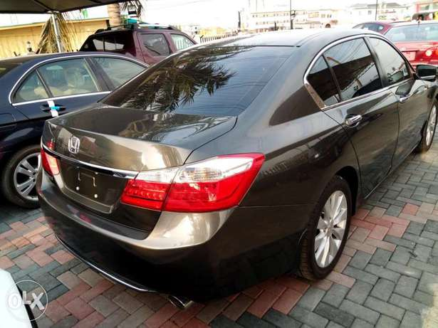 Honda accord,first body,tolks,Lagos cleared,buy and drive, 2015 model. Lagos - image 1