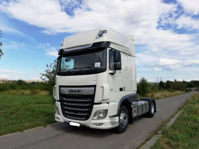 DAF XF 480 FT SSC EURO 6 NEW TRUCK