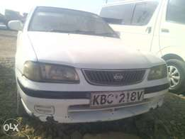 Quick sale nissan b15 like toyota 91 or 100