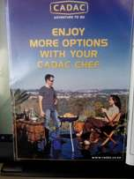 """""""NEW"""" Cadac """"Carri Chef Deluxe"""" Great Deal!"""