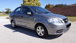 2012 Chevrolet Aveo 1.5 Ls,5 speed manual petrol,runs well -AC-Central