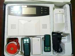Home/Business GSM Alarm Wireless Security System SMS/Voice alert