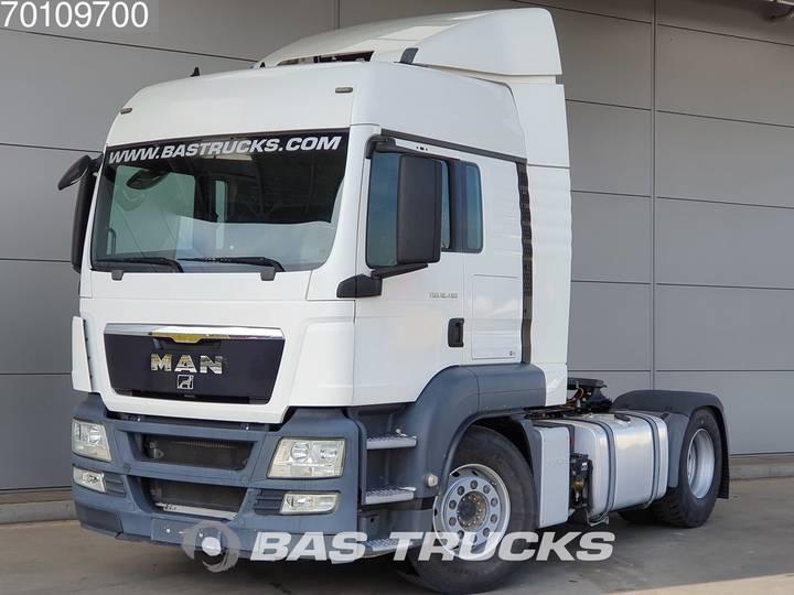 MAN TGS 18.480 4X2 Intarder Euro 5 - 2012