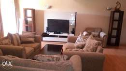 Fully Furnished 4bedrooms plus Dsq