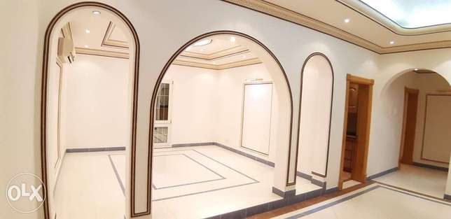 Excellent finishing flat near Mazzon st and souq alkhoud