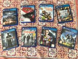 Am back! Trade or Sale! PS4 Games! BEST OFFERS! from 1990