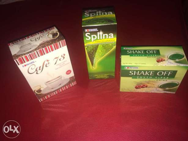 Splina / shakeoff / cafe and all other edmark products Elechi - image 1