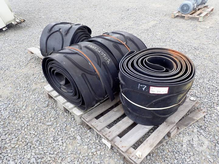Qty Of 4 Conveyor Belts