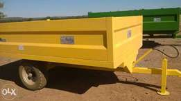 RS tipper trailer