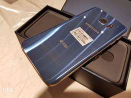 Samsung s7 Edge Duos Coral Blue for cheap