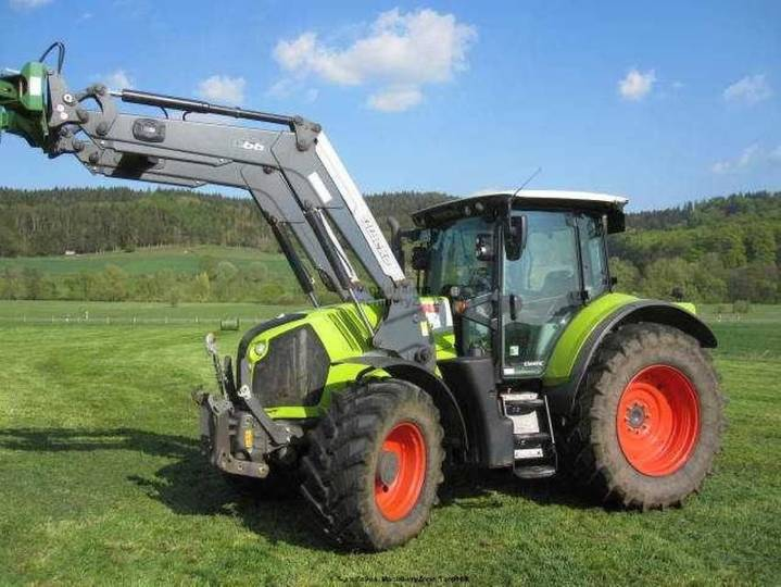 Claas arion 650 c-matic - 2016