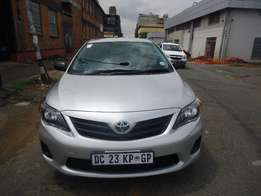 2014 Toyota Corolla Quest 1.6 Available for Sale
