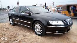 Registered 2005 Volkswagen Phaeton 3.2 V6 In A Buy And Drive Conditio