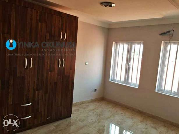 Newly 4bedrooms Terrance duplex for sale at Omole phase1 Ojodu - image 2