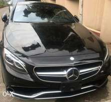 New Benz S63 Coupe