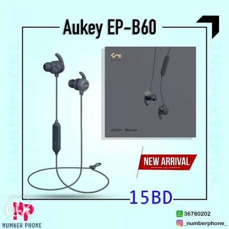 Aukey's EP-B60 wireless in-ears support Bluetooth 5.0, feature a USB-C