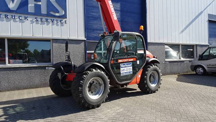 Manitou Mlt 627 T Compact - 2008