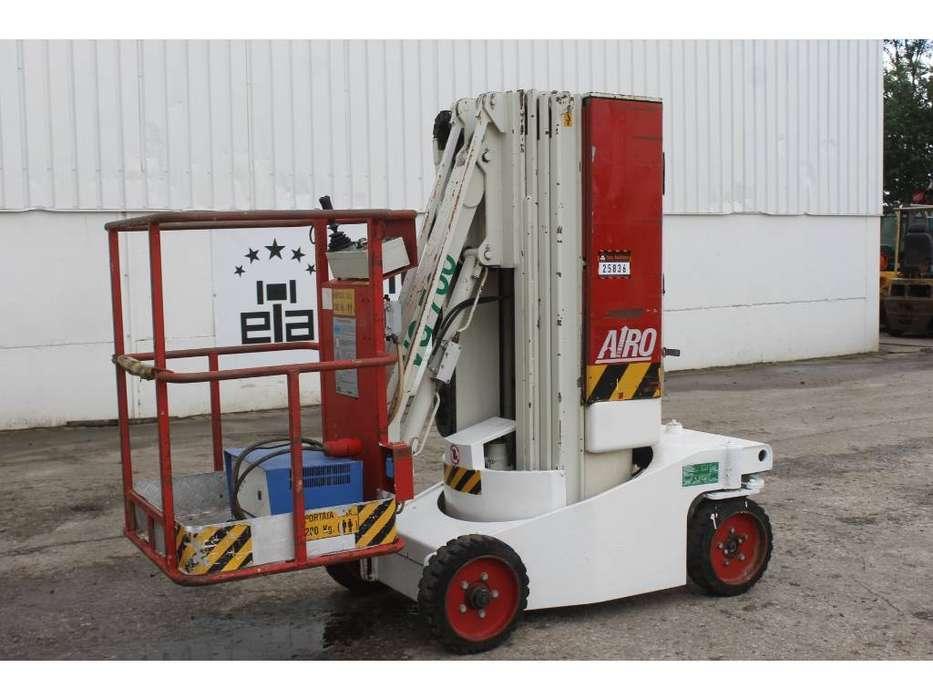 Airo V6 700 Electrische Hoogwerker - 1996