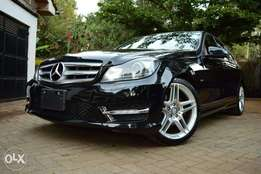 New Model 2011 Mercedes C200 AMG Sport Package with Self Parking.