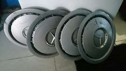 15 inch,Mercedes wheelcaps,
