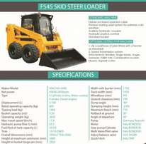 New Skid steer , for sale