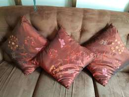 Red pillows for sale