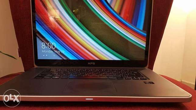 Dell Xps 15 core i7 laptop