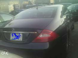 M Benz CLS350 two months used like new