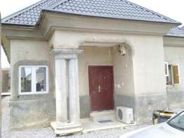 95% finished 4bedroom detached bungalow for Sale
