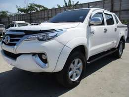 Toyota Hilux 2011 Fortuner Shape in Nbi