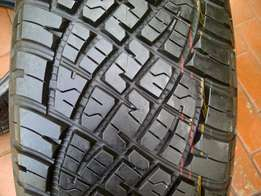 As new!!1xGeneral Graber A/T tyre 255/60/18