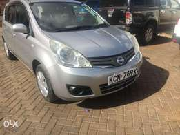 Nissan note new model 2011 fully loaded, finance terms accepted