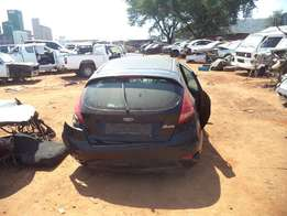 Ford Fiesta for stripping