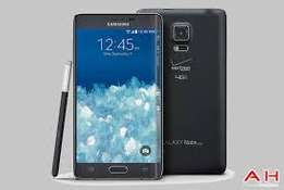 Original Samsung Galaxy Note 4edge fresh with the accessories