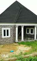 Three bedroom bungalow plus room and palour self contains