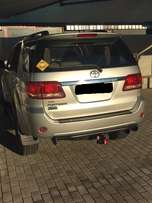 2006 Toyota Fortuner D4-D Raised Body