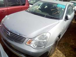 Silver in New and perfect conditionNissan Blue bird sylphy